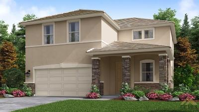 Bakersfield Single Family Home For Sale: 5824 Commonwealth Avenue #Lot10