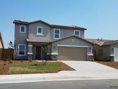 Bakersfield Single Family Home For Sale: 6004 Commonwealth Avenue #Lot17