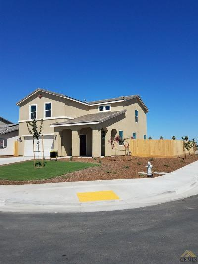 Bakersfield Single Family Home For Sale: 5906 Commonwealth Avenue #Lot12