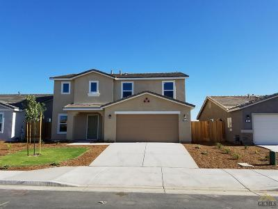 Bakersfield Single Family Home For Sale: 5819 Winnipeg Drive #Lot54