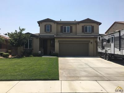 Bakersfield Single Family Home For Sale: 10509 Pointe Royal Dr. Drive