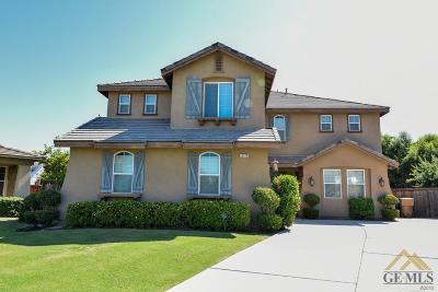 Bakersfield Single Family Home For Sale: 10100 Sharktooth Peak Drive