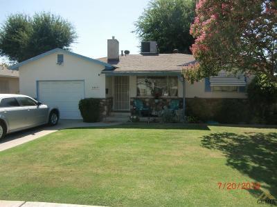 Wasco Single Family Home For Sale: 1017 Cedar Avenue