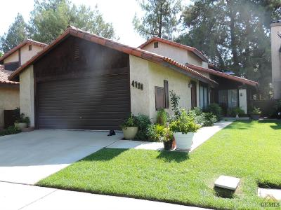 Bakersfield Single Family Home For Sale: 4138 Pinewood Lake Drive