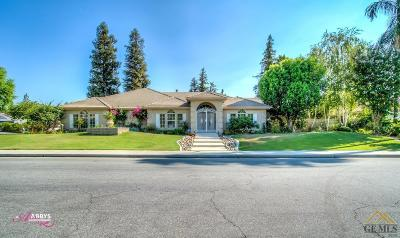 Bakersfield Single Family Home For Sale: 7612 Calle Nobleza