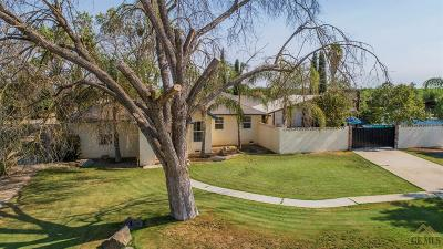 Wasco Single Family Home For Sale: 29350 Peterson Road