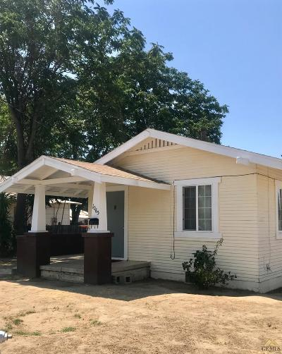 Wasco Single Family Home For Sale: 1065 9th Street