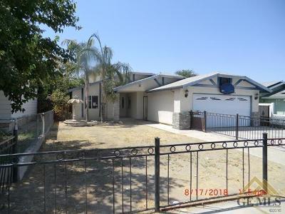 Taft Single Family Home For Sale: 317 Fillmore Street