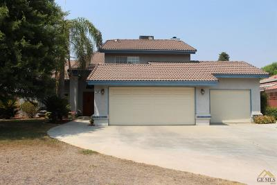 Bakersfield Single Family Home For Sale: 7600 Feather River Drive