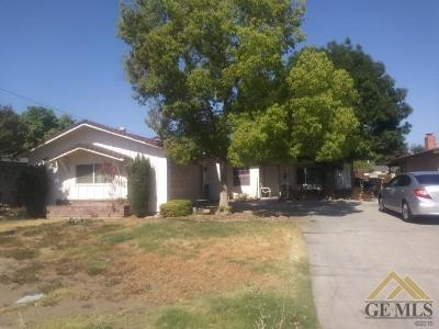 Bakersfield Single Family Home For Sale: 2515 Emerald Street