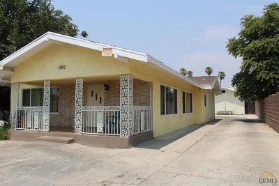 Bakersfield Multi Family Home For Sale: 1880 Pacific Street