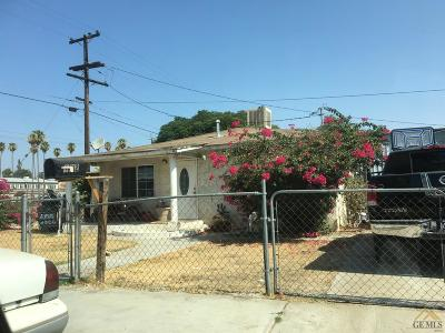 Bakersfield Single Family Home For Sale: 122 9th Street
