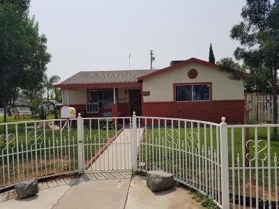 Wasco Single Family Home For Sale: 2101 1st Street