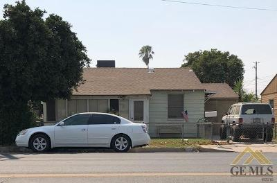 Bakersfield Single Family Home For Sale: 2817 Q Street