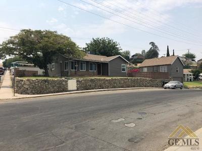 Taft Single Family Home For Sale: 701 E Street