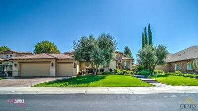 Bakersfield CA Single Family Home For Sale: $950,000