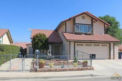 Tehachapi Single Family Home For Sale: 1118 Elm Street