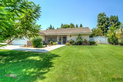 Bakersfield Single Family Home For Sale: 209 El Tovar Court