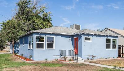 Single Family Home For Sale: 1221 El Sereno Drive