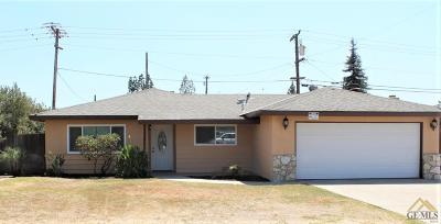 Bakersfield Single Family Home For Sale: 3301 Reeder Avenue