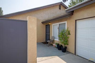 Bakersfield Single Family Home For Sale: 4405 Millbrook Way