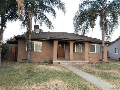 Arvin Single Family Home For Sale: 320 Plumtree Drive