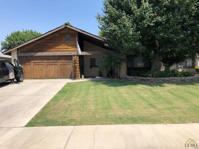 Bakersfield Single Family Home For Sale: 3812 Club Run