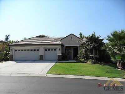 Bakersfield Single Family Home For Sale: 15017 Via Messina Drive