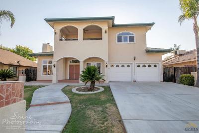 Bakersfield Single Family Home For Sale: 3516 Rancho Sierra Street