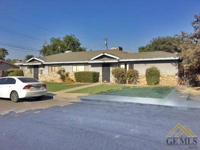 Multi Family Home For Sale: 1318 Tulare