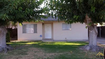 Wasco Single Family Home For Sale: 1224 1st Street