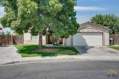 Bakersfield Single Family Home For Sale: 1008 Parnell Court