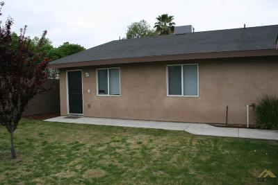 Bakersfield Multi Family Home For Sale: 311 S Oildale Drive