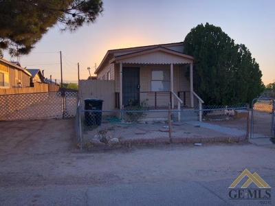 Taft Single Family Home For Sale: 202 Asher Way