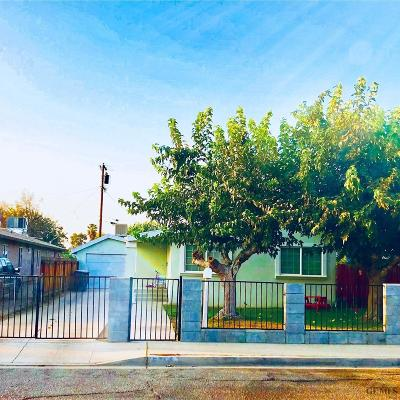 Arvin Single Family Home For Sale: 524 4th Avenue
