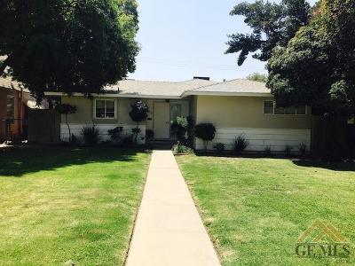 Bakersfield Single Family Home Active-Contingent: 115 Flower Street
