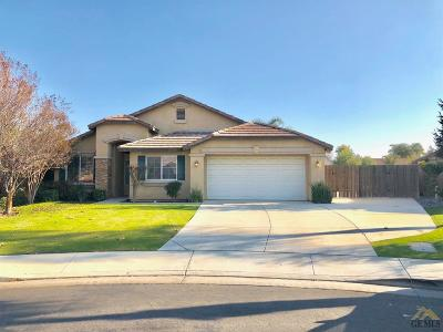 Bakersfield CA Single Family Home For Sale: $234,950
