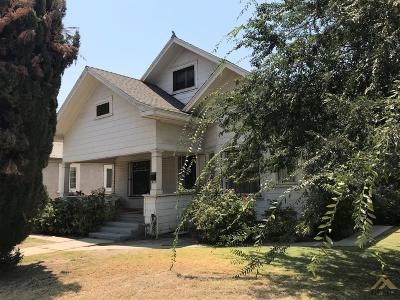 Bakersfield Single Family Home For Sale: 131 N Street