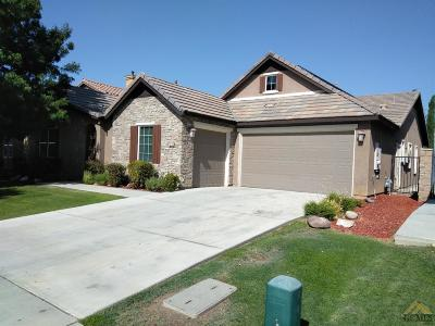 Bakersfield Single Family Home For Sale: 5511 Segovia Way