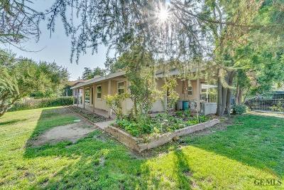 Bakersfield Single Family Home For Sale: 2880 Skyline Boulevard