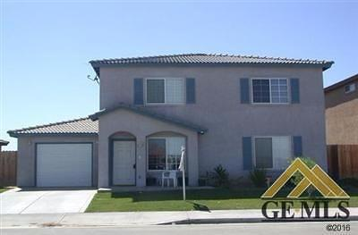Bakersfield Single Family Home For Sale: 602 Cozumel Drive Drive
