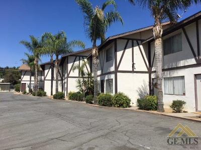 Bakersfield Multi Family Home For Sale: 1501 Mount Vernon Avenue