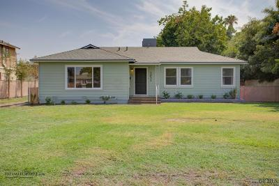 Bakersfield Single Family Home For Sale: 3031 Bank Street