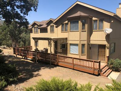 Tehachapi Single Family Home For Sale: 28300 Cumberland Drive