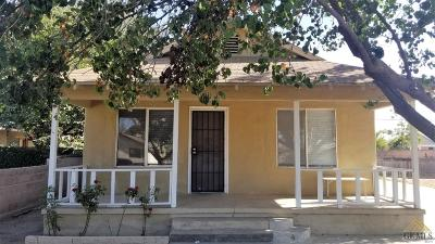 Wasco Single Family Home For Sale: 1709 3rd Street