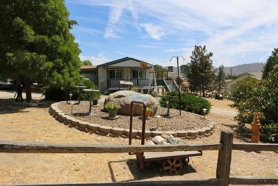 Tehachapi Single Family Home For Sale: 23440 Meadow View Court
