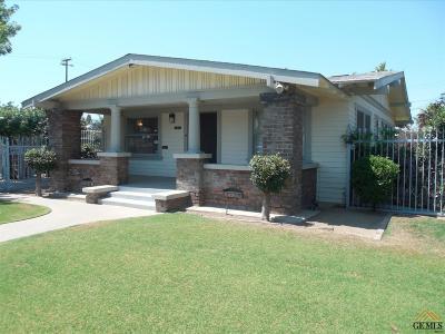 Single Family Home For Sale: 208 Truxtun Avenue