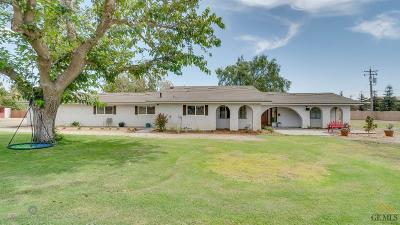 Bakersfield Single Family Home For Sale: 17243 Amy Avenue