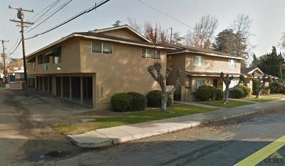 Bakersfield Multi Family Home For Sale: 1800 Alta Vista Drive
