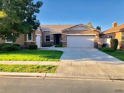 Bakersfield Single Family Home For Sale: 10108 Titanium Street